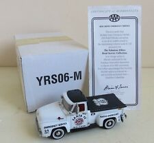 MATCHBOX COLLECTIBLES YRS06 1955 FORD F100 PICK-UP 'RED CROWN EMERGENCY' MINT