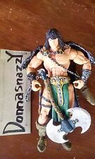 LEGENDARY COMIC BOOK HEROES SERIES CONAN WRARRL LCBH PITT BAF JUDGE DREDD PANDA