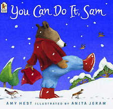 You Can Do it, Sam by Amy Hest (Paperback, 2004)