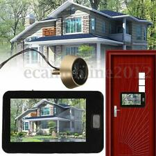 Wireless Electronic Digital Night Vision Peephole Doorbell Home Security Camera