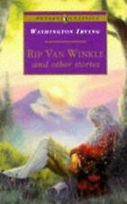 Rip Van Winkle and Other Stories (Puffin Classics), Irving, Washington, Good Boo