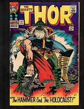 Mighty Thor #127 ~ Odin Cover, 1st Pluto (7.0) WH