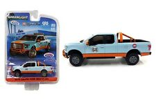 GREENLIGHT 2016 GALPIN FORD GULF F-150 PICK UP TRUCK EXCLUSIVE 1/64 CAR-in stock