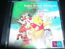 Winnie The Pooh's Grand Adventure Soundtrack Disney CD – Like New