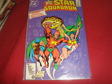 ALL-STAR SQUADRON #57  DC Comics 1986  VF