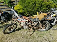 Suzuki ts 250 wrecking all parts available  ( this action is for one bolt only)