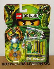 LEGO 9574 Ninjago Lloyd ZX MISB RARE