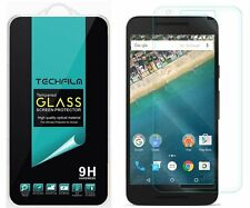 TechFilm® Tempered Glass Screen Protector Saver Shield For LG (Google) Nexus 5X