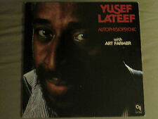 YUSEF LATEEF AUTOPHYSIOPSYCHIC WITH ART FARMER LP ORIG '77 CTI JAZZ FUNK MINT-