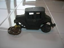 ARCADE ANTIQUE 1928 FORD COUPE CAST METAL TOY CAR