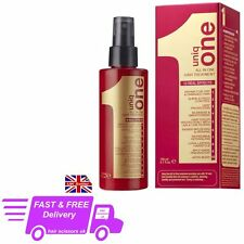 Uniq 1 Hair Unique One Treatment 10 Real Effects REVLON boxed Brand New UK