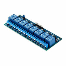5V Eight 8 Channel Relay Module With Optocoupler For Arduino PIC AVR DSP ARM MC