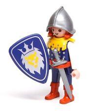 Playmobil Figure Castle Treasure Transport Knight Helmet Lion Shield Sword 3314
