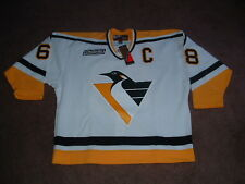 JAROMIR JAGR #68 PENGUINS 1999-00 AUTHENTIC PRO PLAYER HOME HOCKEY JERSEY 56 NWT