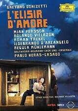 Donizetti: L'elisir d'amore, New DVDs