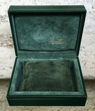 Rolex rare watch box case 70/80's - 12.00.71 - etui uhr-Box boîte -Perfect!!