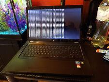 HP Pavilion g7 17,3 pulgadas Intel Core i5 8gb sin disco duro