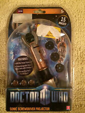 Doctor Who Sonic Screwdriver Proyector-BNIB