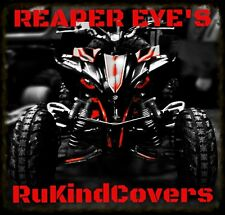 2017 YAMAHA RAPTOR REAPER Head Light Covers ALL YEARS
