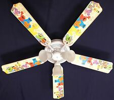 New SESAME STREET ELMO BIG BIRD Ceiling Fan 52""