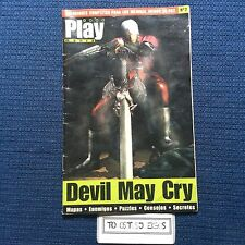 Guia Devil May Cry Numero 2  Playstation Ps1 Play Mania BUENA CONDICION