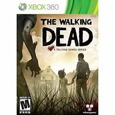 Walking Dead XBOX 360! ZOMBIES, FIGHT, HUNT, SURVIVAL GORE, KILL, BLOOD, HORROR