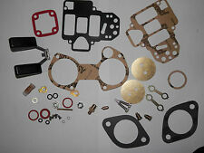 WEBER 45 DCOE CARBURETOR PREMIUM SERVICE KIT WITH FLOAT