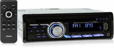 NEW! Clarion CZ305 In-Dash CD/AM/FM Bluetooth Car Stereo Receiver iPhone Ready