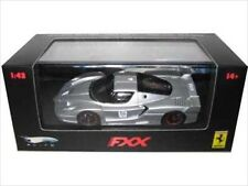FERRARI ENZO FXX ELITE SILVR #16 LTD 1/43 DIECAST MODEL CAR BY HOTWHEELS N5609