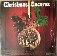 Christmas Encores - Near Mint Vinyl LP Eugene Ormandy, Pablo Casals, Royal Phil