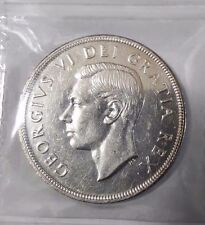1948 CANADA SILVER DOLLAR KEY DATE 18,780 MINTED BEAUTIFUL GRADED SPECIMEN