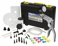 Mityvac 8500 Silverline Elite Hand Vacuum Pump Test Kit