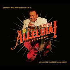 ALLELUIA! THE DEVIL'S CARNIVAL CD - VARIOUS ARTISTS (2015) - NEW UNOPENED