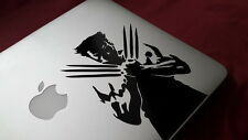 Wolverine Macbook or Car Decal Sticker Laptop X MEN Logan Deadpool Apocalypse