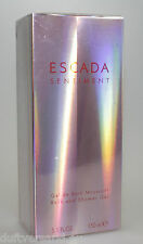 Escada Sentiment Woman 150 ml Bath and Shower Gel Neu / Folie