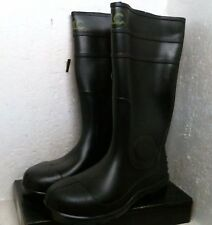 CLC R24008 Black Over The Sock PVC Boot With Steel Toe, Size 8, FREE SHIPPING