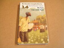 BOEK DE GOUDEN JEUGDCOLLECTIE N° 24 / HARRIET BEECHER-STOWE - DE HUT VAN OOM TOM