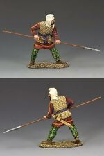 KING AND COUNTRY Ancient Greece Persian Warrior with Spear AG21 AG021
