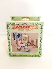 Japan Sylvanian Families (Calico Critters US) School Life Nurses Station in Box