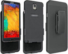 Belt Clip Holster Holder Shell Case Cover For Samsung Galaxy Note 3 N9000 *jz