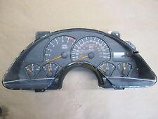98 Trans Am LS1 V8 Gauge Instrument Cluster Speedometer 150 MPH