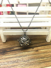 Hot Perfume Fragrance Essential Oil Aromatherapy Diffuser Locket Necklace DL111