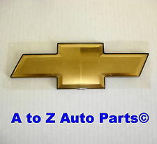 NEW 2005-2009 Chevrolet Equinox Gold Bowtie Liftgate EMBLEM, OEM GM