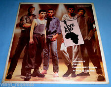 PHILIPPINES:THE BOOMTOWN RATS - In The Long Grass LP,New Wave,RARE,LIVE AID LOGO