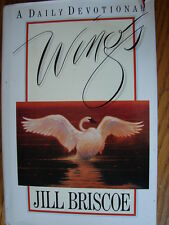Wings by Jill Briscoe (1988, Paperback) Christian Daily Devotional Harmony