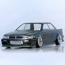 Pandora NISSAN LAUREL C33 1:10 RC Cars Drift 196mm Clear Body Set #PAB-155