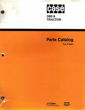 "CASE 480C  LOADER BACKHOE  PARTS  MANUAL "" NEW"" C1295"
