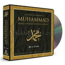 Life of Prophet Muhammad (S): Lessons & Morals (13 Audio- CDs) By Yasir Qadhi
