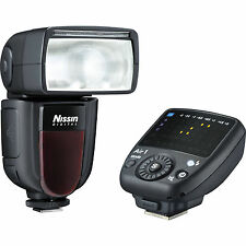 Flash Nissin Digital Di700A + Commander Air 1 Wireless per Nikon (i-TTL)