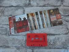TRICKY - Maxinquaye / Cassette Album Tape / Red Issue / 3671